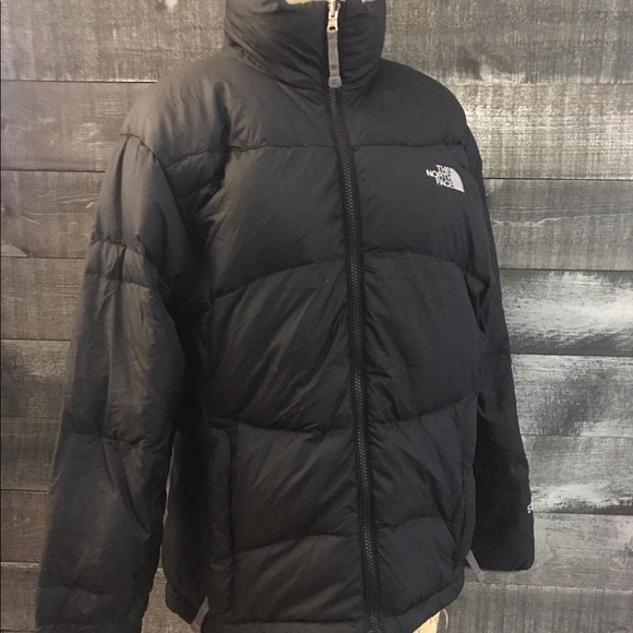 North Face Goose Down 550 Puffer Coat.
